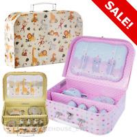 Sass & Belle Rainbow Unicorn Picnic Box Tea set Girl Toy Gift - SALE!