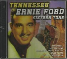 TENNESSEE ERNIE FORD Sixteen Tons CD BRAND NEW,FREE SHIP USA