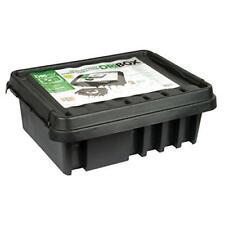 DriBox IP55 285mm Medium Weatherproof Box - Black