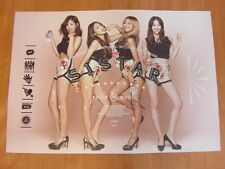 SISTAR - Touch & Move [OFFICIAL] POSTER  *NEW*