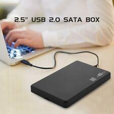 "2.5"" 6TB USB 2.0 SATA Box External SSD Hard Drive Case Mobile Disk For PC Laptop"