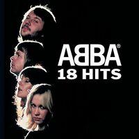 "ABBA ""18 HITS"" CD MIT WATERLOO SUPER TROUER UVM NEUWARE"