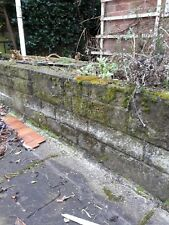 sandstone walling for raised beds