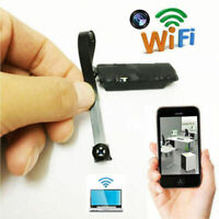 HD 1080P WiFi Mini Hidden Spy Camera Wireless Digital Video Motion Activated Cam