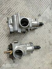 Coppia carburatori RGV gamma 250 VJ22 (Mikuni 34mm).