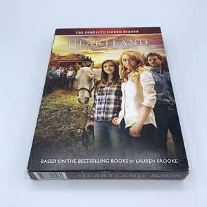 Heartland: Season Eight 8 (DVD, 2015, 5-Disc Set, Canadian)