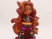 Monster High Clawdeen Wolf Vinyl Doll 2014 Collectible Mattel