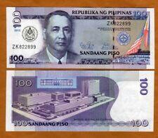 Philippines, 100 Piso, 2012, P-214, UNC > Commemorative 100 years Free Masons