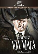 Via Mala (Gerd Fröbe, Christine Kaufmann, John Knittel) DVD NEU + OVP!