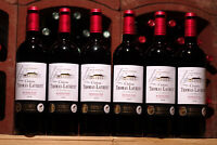 3 mal die Höchstnote ! 12 Flaschen 2018er Château Thomas Laurent, Cuvée Prestige