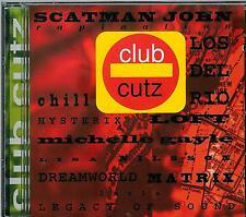 CLUB  CUTZ  -  CLUB CUTZ   CD