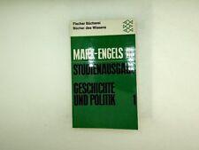Marx-Engels III - Studienausgabe 1  - 1966