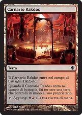 2x Carnario Rakdos - Rakdos Carnarium MTG MAGIC C13 Commander 2013 Ita