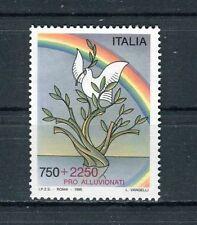 Italia 1995 Pro  alluvionati   MNH