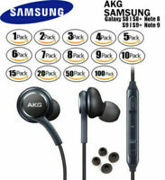 For NEW Orginal OEM Samsung AKG Stereo Headphones Earphones In Ear Earbuds Lot