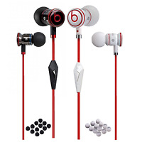 iBeats by Dr Dre Control Talk Mic In-Ear Earbuds Beats Mobile Headset Headphones