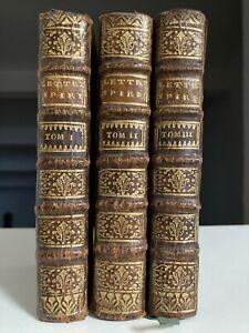 J. Joseph Surin   Lettres Spirituelles les Mystères et les Fêtes 1719 / 1733