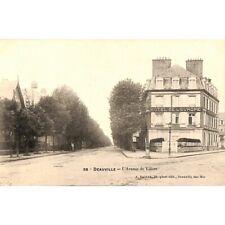 [14] Deauville - L'Avenue de Villers.
