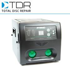 More details for tdr vmi hybrid 2 disc repair machine - fix cds, dvds, xbox, ps3