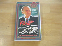 VHS Video Kassette Die Super Profis David Niven High Class Edition