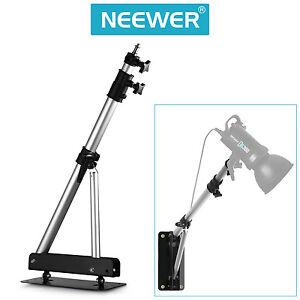 "Neewer Max 49""/125cm Wall Mounting Boom Arm for Studio Video Lights Monolights"