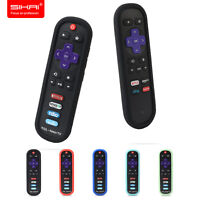 For TCL ROKU Standard Remote ROKU Express Streaming Stick Remote Silicone Case
