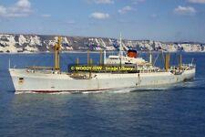 rp11602 - Port Line Cargo Ship - Port New Plymouth , built 1960 - photo 6x4
