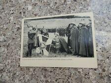 More details for postcard   general wladyslaw sikorski  polish  brigade scotland  fife ? p10e26