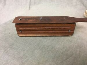 Lynch's World Champion Turkey Caller Model No. 102 Birmingham AL 1958 3 Hole