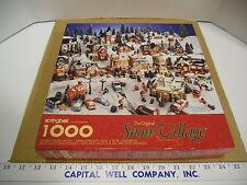 1997 Springbok The Original Snow Village by Department 56 1000 Piece Puzzle