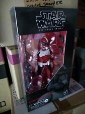 Star Wars Black Series 6 Inch Clone Commander Fox Exclusive Action Figure