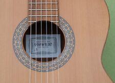 4/4 Spanische Konzert-Gitarre A. Ruben R1 - Handabeit - klangvoll  bundrein Top!