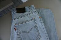 Levis Levi's 727 Herren Jeans Hose 30/32 W30 L32 stonewashed used blau ab36