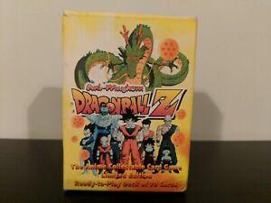 Pioneer Dragon Ball Z Ani-Mayhem Card Game Starter Deck Complete (1997)