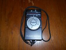Shepherd XE-88 Flash Meter - Excellent Condition - With Carry Case