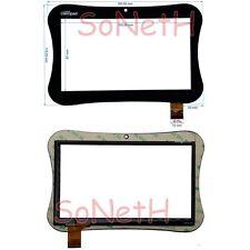 "Touch screen Clementoni myfirst clempad Vetro Digitizer 7,0"" Nero"