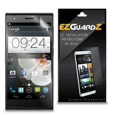 2X EZguardz LCD Screen Protector Cover HD 2X For ZTE Blade VEC 4G (Ultra Clear)