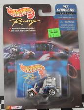 Hot Wheels Racing NASCAR Pit Cruisers Edition Golf Cart Mark Martin Valvoline