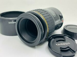 [EXC+++] TAMRON SP 90mm F/2.8 Macro AF Lens For CANON EF mount 860