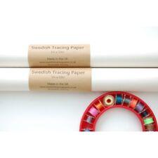 1 M x 1 m Papel de Calco para los patrones confección sueco