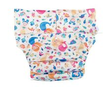 XL Cloth Nappy Child Teenager Adult Incontinence waterproof - MERMAID
