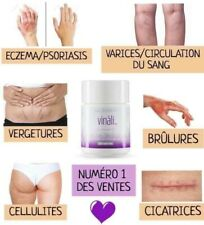 vinali ariix cellulite acné vergetures cicatrices rétention d'eau n°1 des ventes