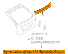 Mercedes MERCEDES-BENZ OEM 02-05 C230-Spoiler / Wing Kit 2037420330