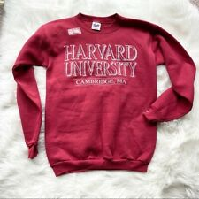 NWT Vintage Harvard University Soft Sweatshirt sz Youth XL
