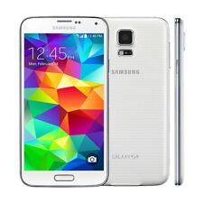 Samsung Galaxy S5 SM-G900T 16GB 16MP Cámara GSM 3G 4G LTE Smartphone - Blanco