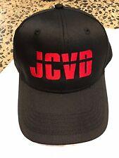 ### JCVD JEAN CLAUDE VAN DAMME CAP ### BLOOD SPORT UNIVERSAL SOLDIER ####