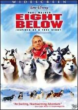 EIGHT BELOW DVD MOVIE *NEW* AUS EXPRESS
