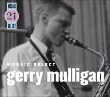 MOSAIC SELECT: GERRY MULLIGAN BY GERRY MULLIGAN [3 CD BOX SET, 2007] BRAND NEW
