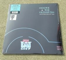 HOOTIE & THE BLOWFISH 2020 RSD Live at NICK'S Fat City Vinyl Cracked Rear View