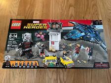 NEW/Sealed Lego 76051 Marvel Super Hero Airport Battle Set. Giant-Man Civil War